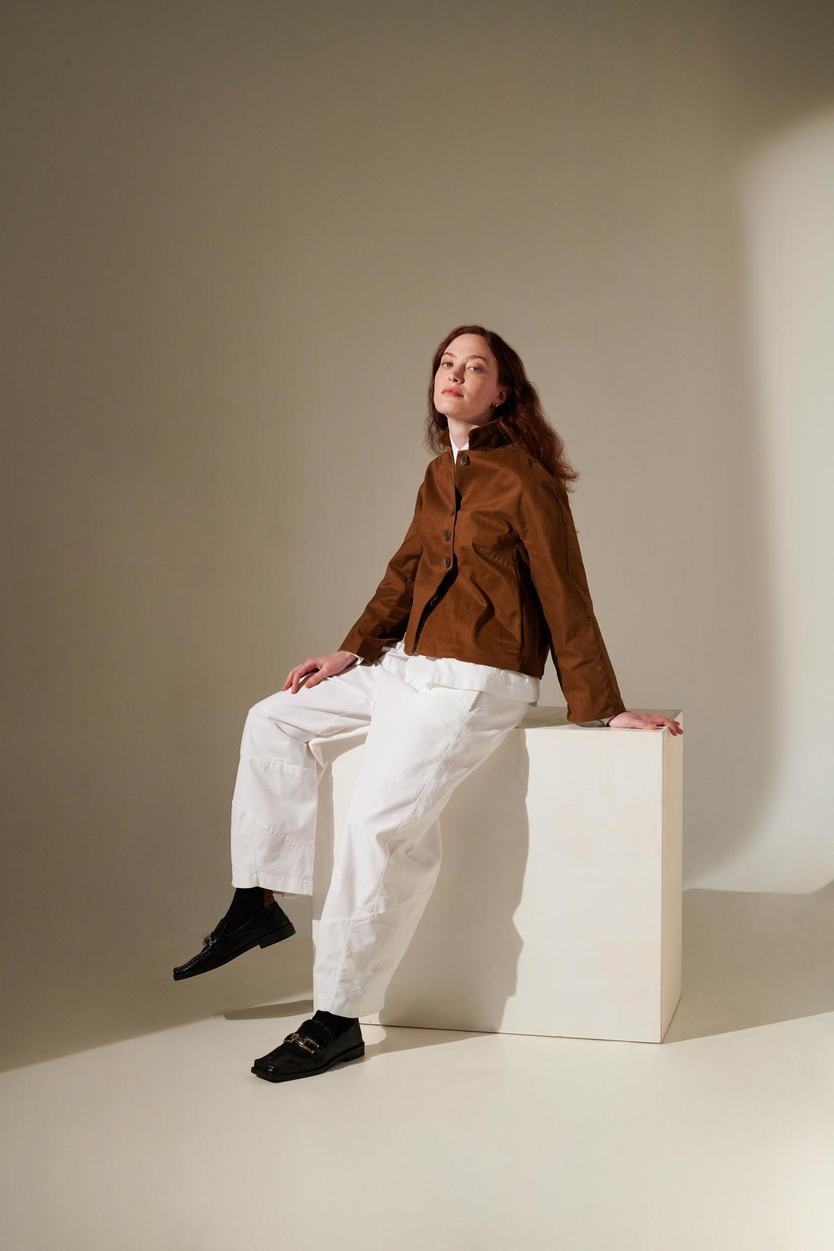 style BONSAIPDP jacket  style TABATAJLAN tshirt