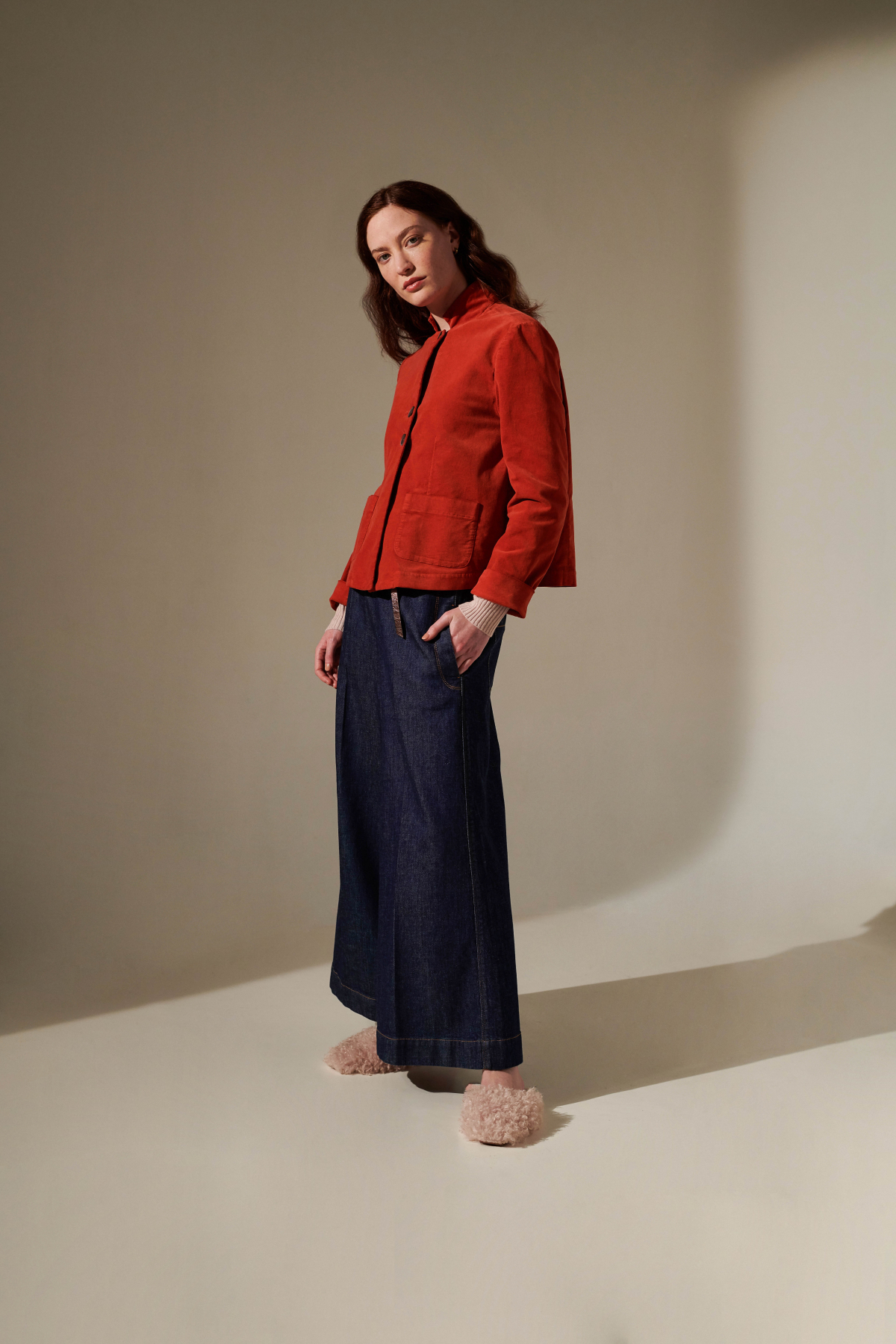 style CARLALIN shirt  style PUOTILIN trousers